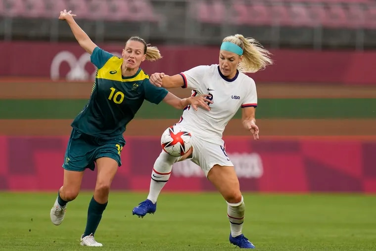 USWNT, Australia 0-0 draw;  The United States and the Netherlands in the quarterfinals