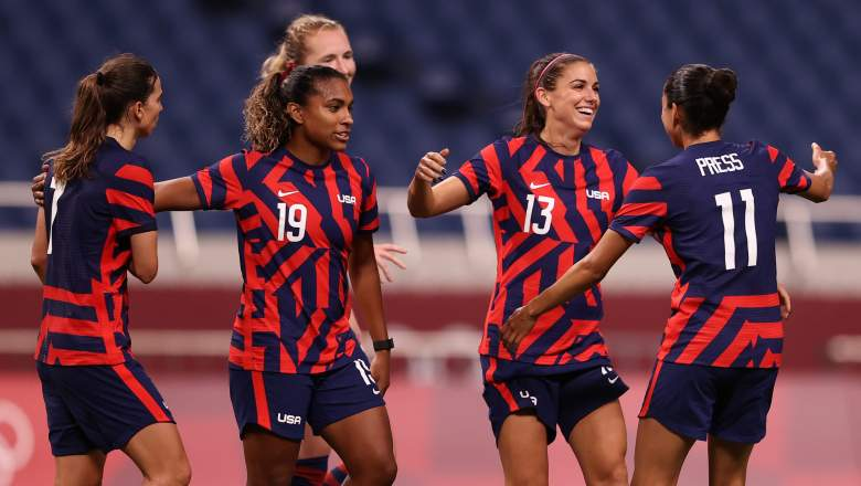 USWNT vs Netherlands Live Stream: How to watch online