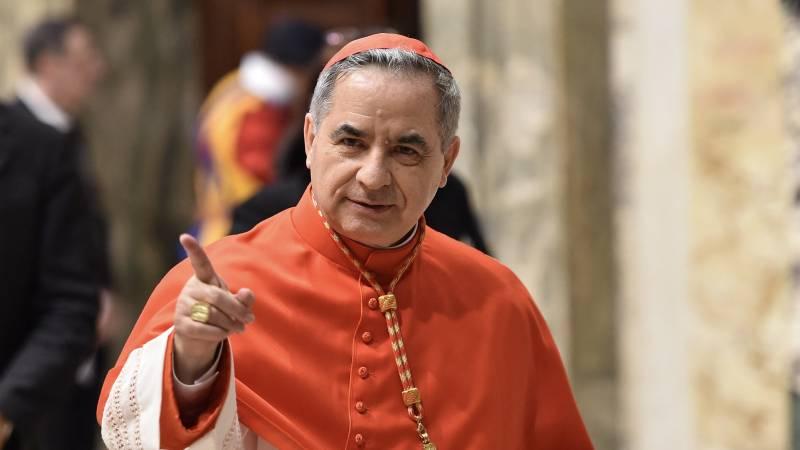 Vatican sues Cardinal over real estate scandal