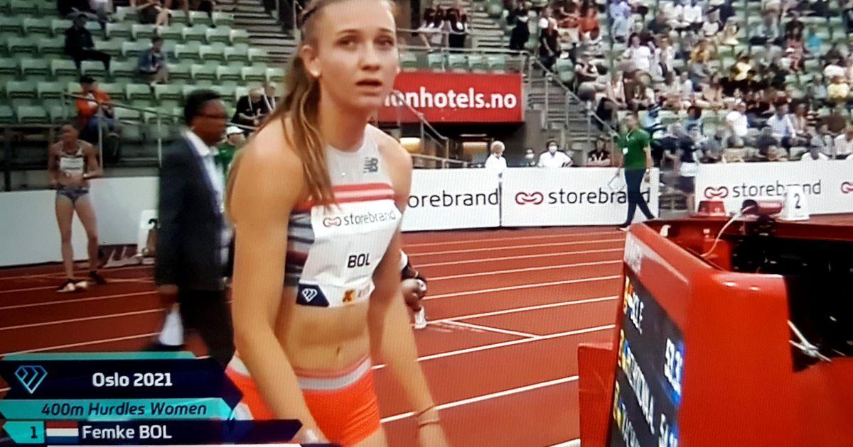 Vimek Ball breaks the Dutch record in Oslo |  sport