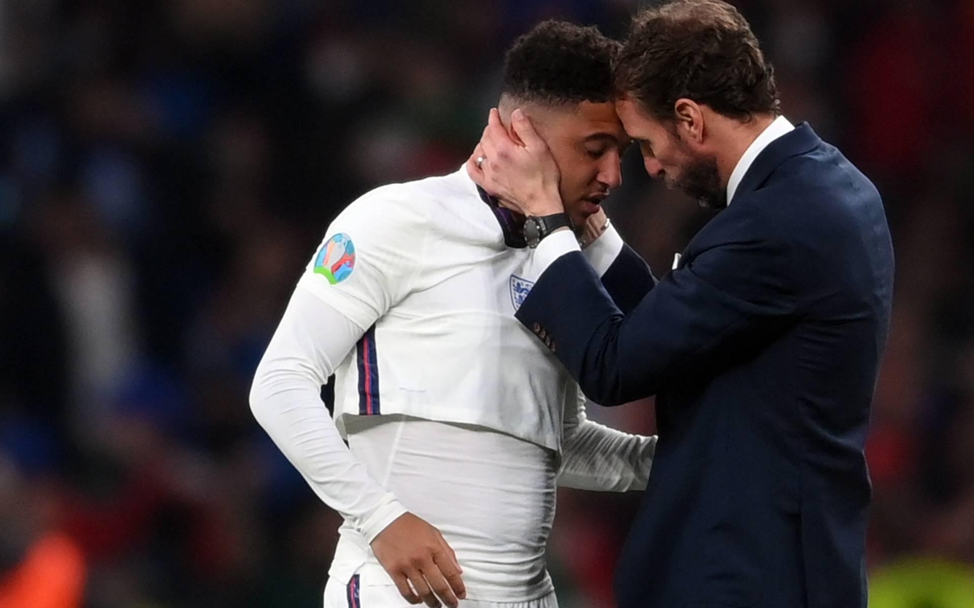 Eleven arrests for racism after England penalty drama