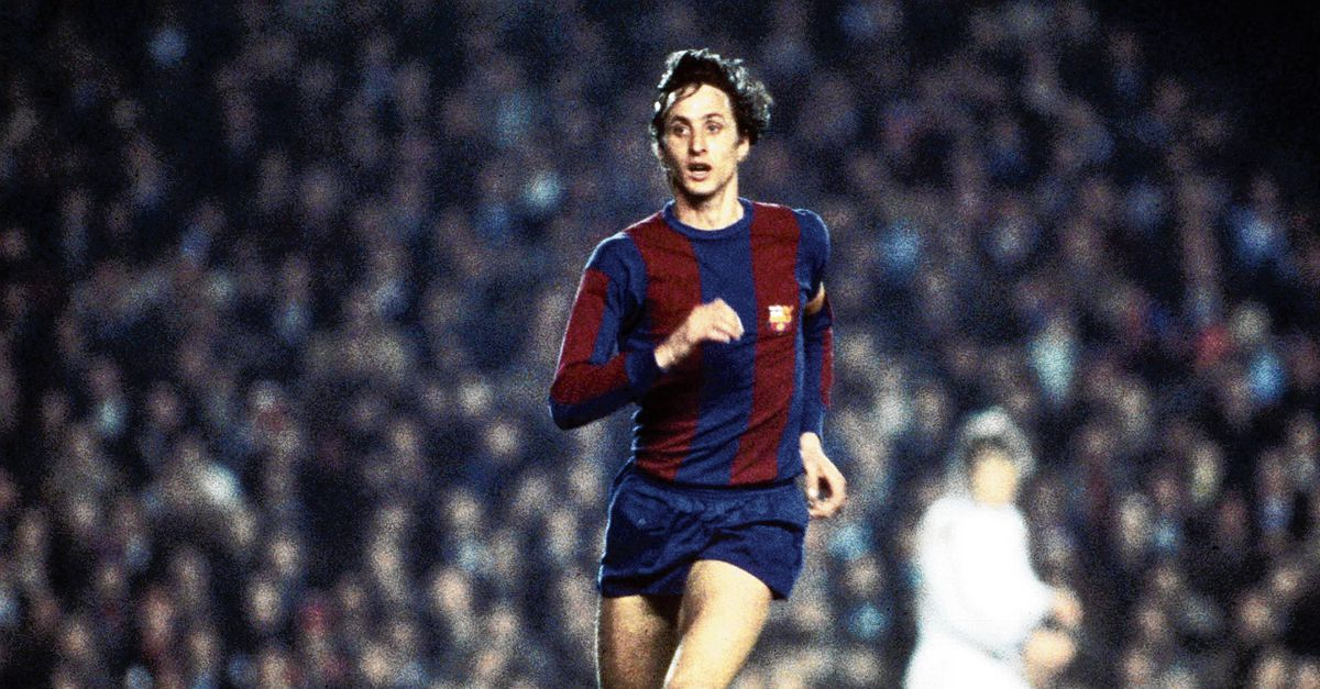 A delicious story about the rise and fall of FC Barcelona