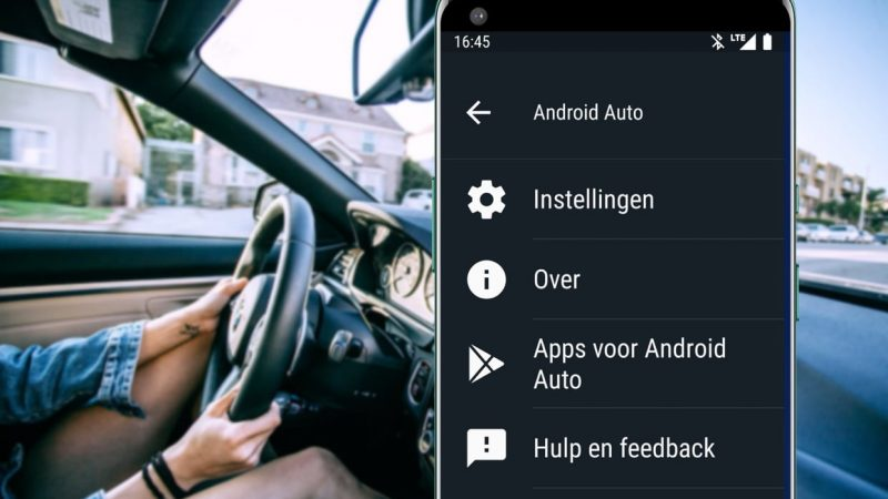 Android Auto app for smartphones disappeared in Android 12