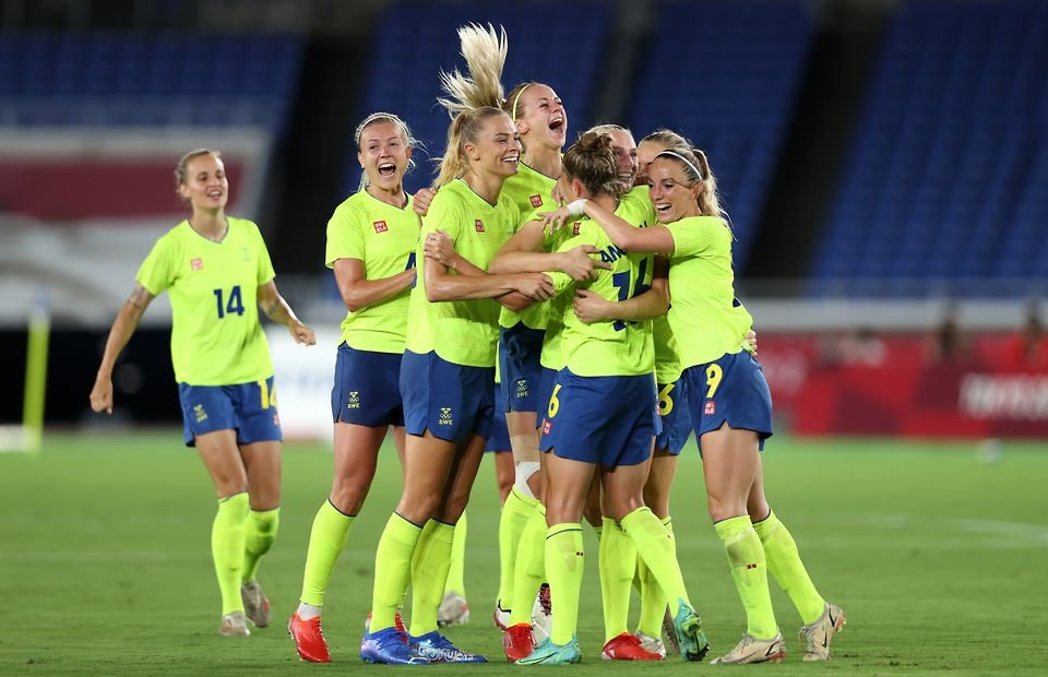 The new FIFA ranking shows great strides after the Tokyo Olympics