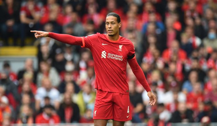 Virgil van Dijk is back to his best after being seriously injured.