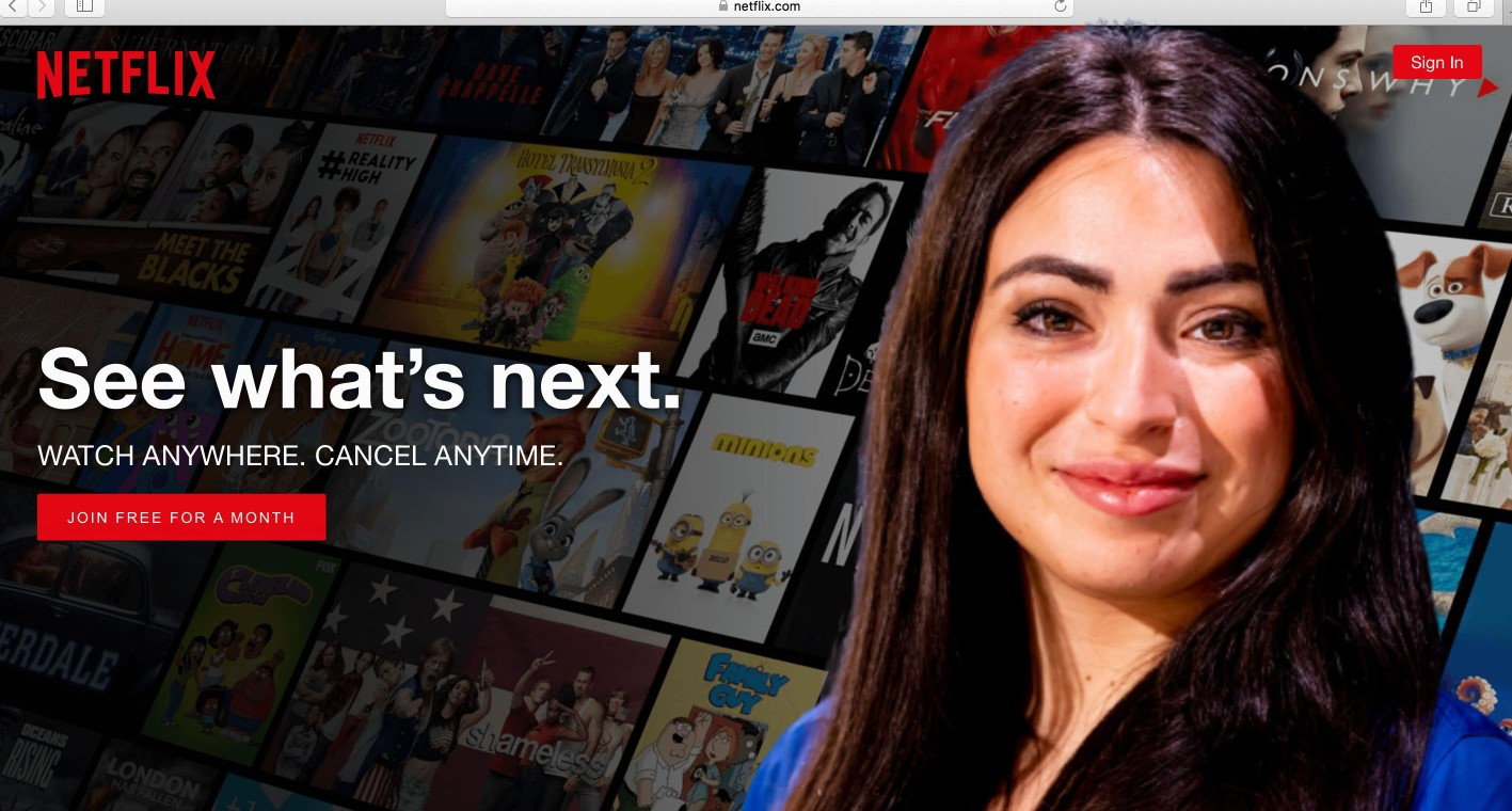 Giant Netflix streaming to film Lale Gul's book |