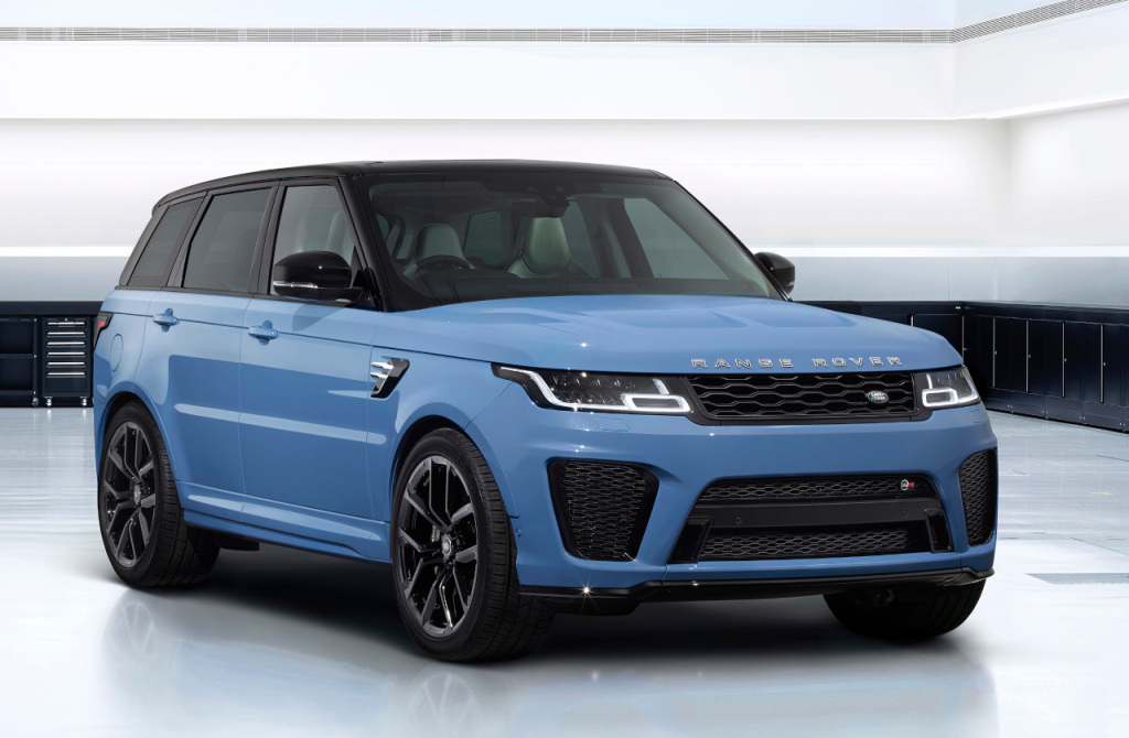 News: Range Rover tentatively available as Ultimate