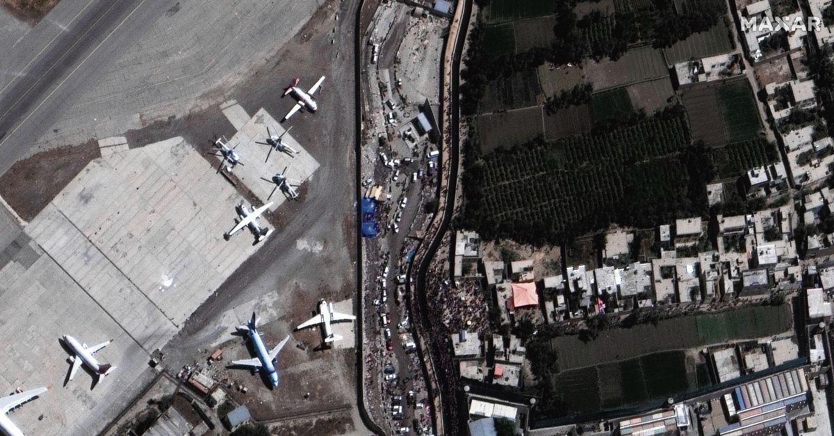 Will Turkey soon manage Kabul Airport?