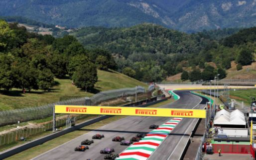 Will Turkey be canceled again?  Alternatively Mugello in the picture