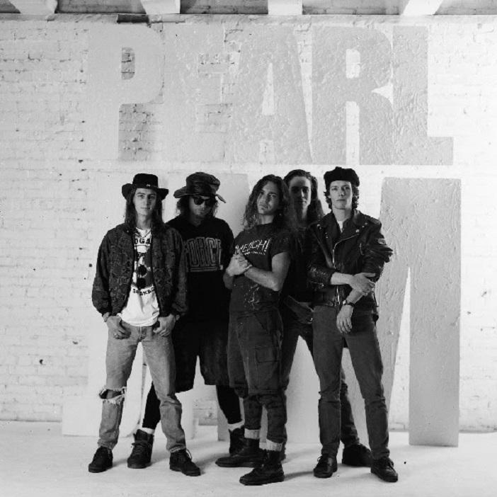 "Pearl Jam celebrates the 30th anniversary of the hit ""Ten"" album"