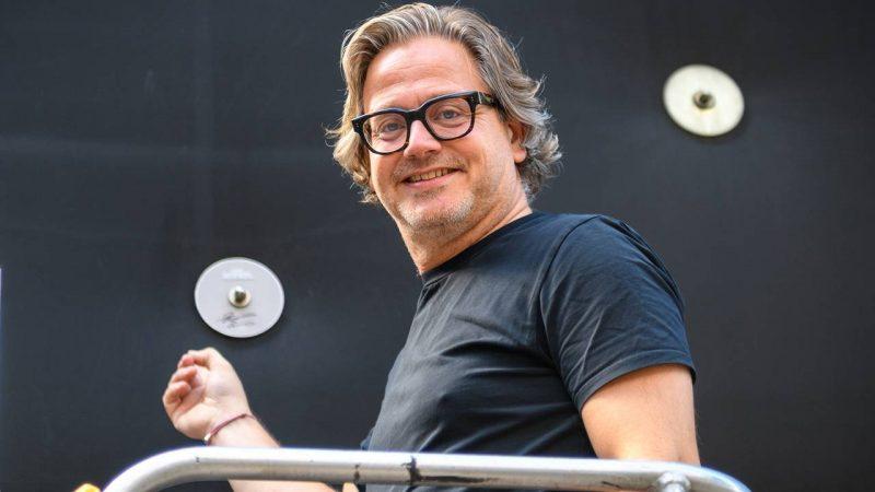 Zanger Guus Meeuwis (foto: Poppodium 013).