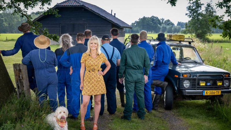 A New Season Gelderland Farmer Looking For A Wife (And These Are The Three Locals Before Him)    Muse and Wall