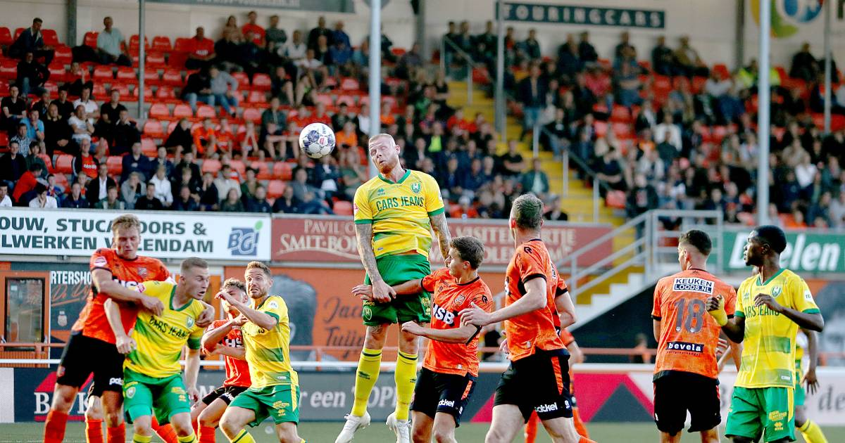 ADO, TOP Oss and Jong AZ without a loss of points |  Dutch football