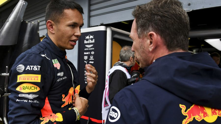 Albon considers switching to IndyCar: 'It's hard to say if I want to'