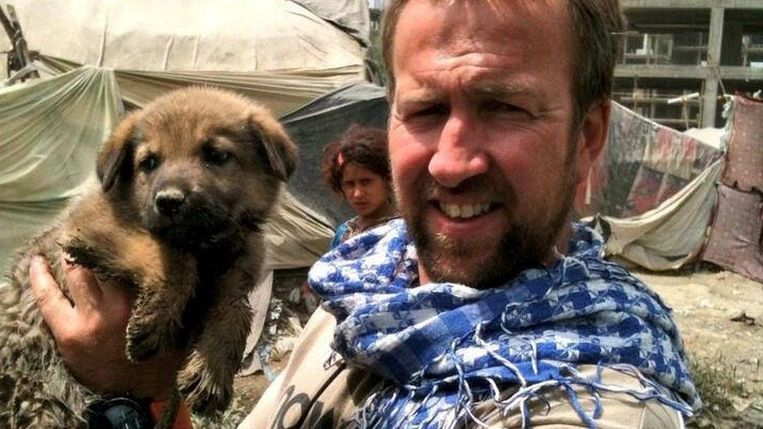 Controversial British 'evacuation' of 150 dogs and cats from Kabul has succeeded