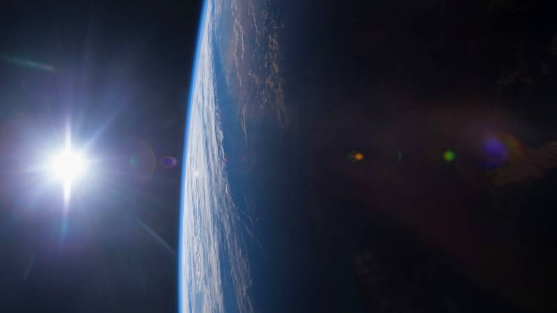'Earth got more oxygen in the atmosphere thanks to the long days'