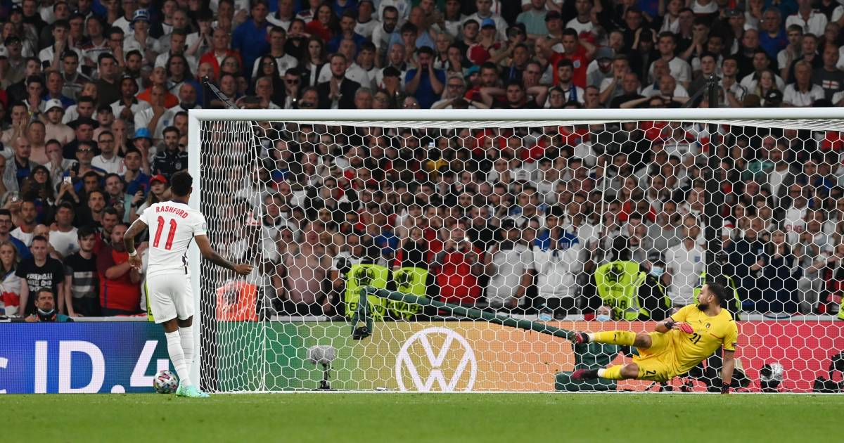 Eleven arrests due to racism after the England penalty drama at the European Football Championship Sports