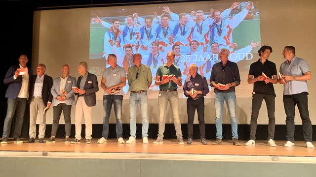 Golden Volleyball Team Meet Guido Gortzen    1 Limburg