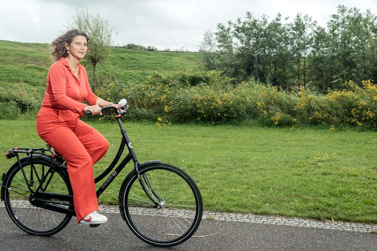 """Green ambitions of mayor Mareke van Dornenck: """"I want to use the existing space extensively"""""""