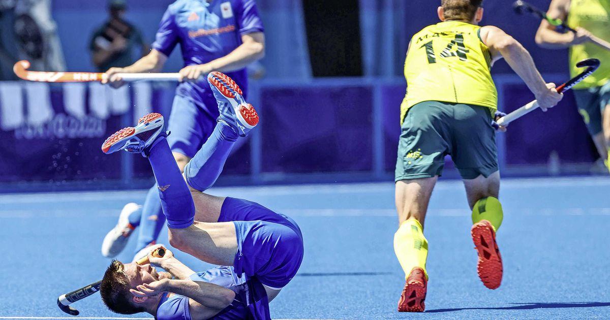 Historic decline of men's hockey at the Olympics    sports