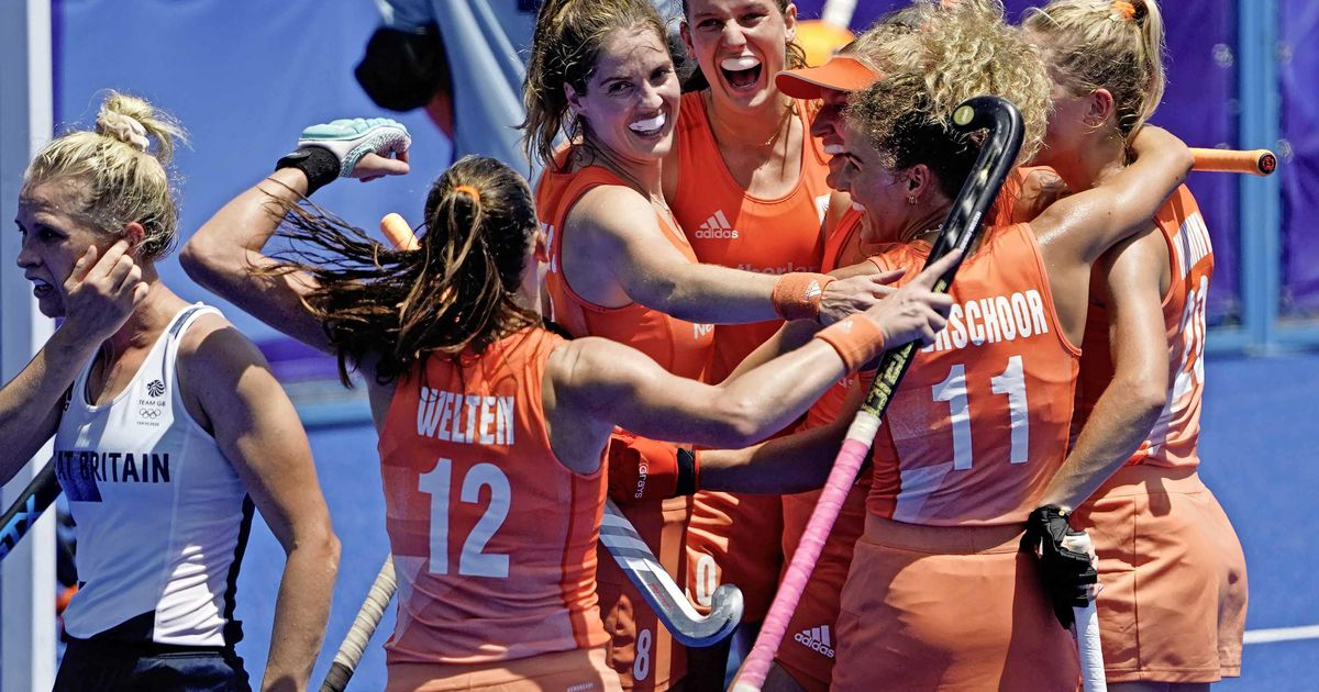Hockey women take their revenge on Black Friday in Rio |  sports
