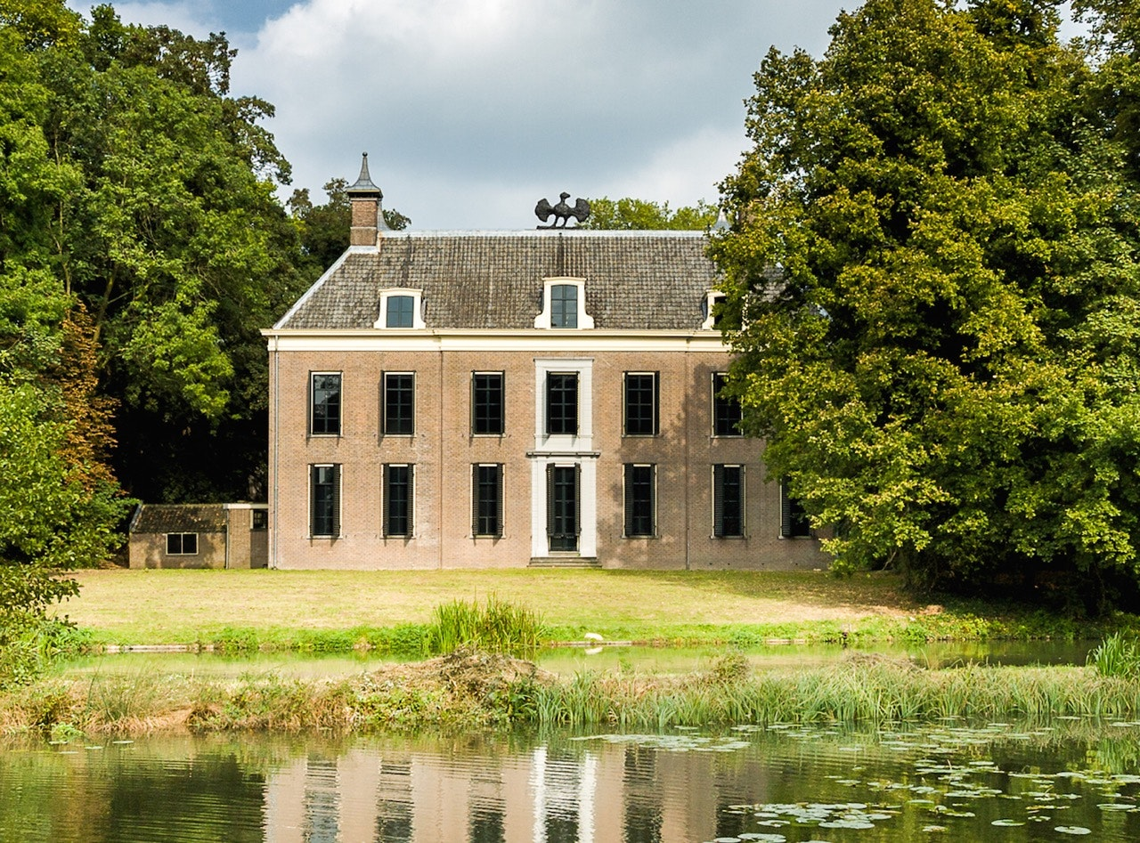 Landhuis Oud Amelisweerd will open its doors to visitors again from today