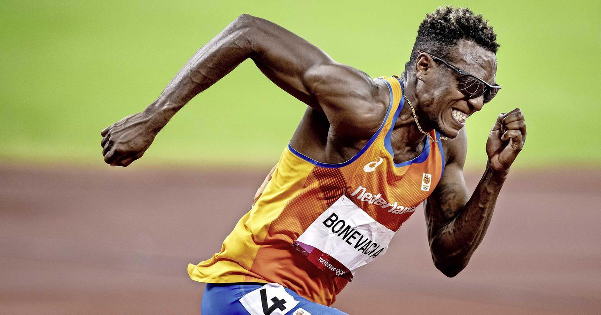 Liemarvin Bonevacia gives the Netherlands a historic place in the final at 400m |  sports