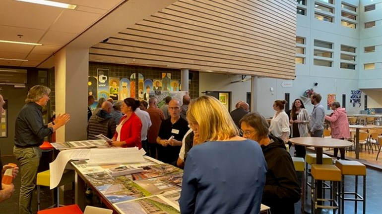 Locals offer their own plan for Ridderveld in Emmen