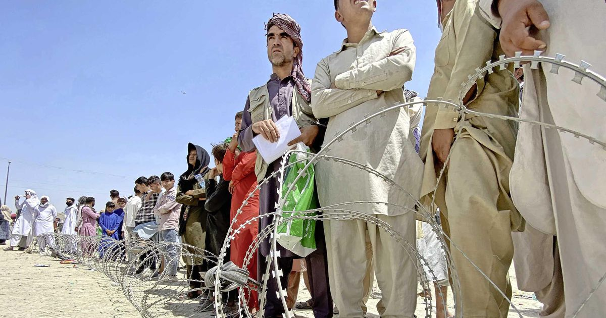 NATO points to Afghans and the reporter breaks into tears |  abroad