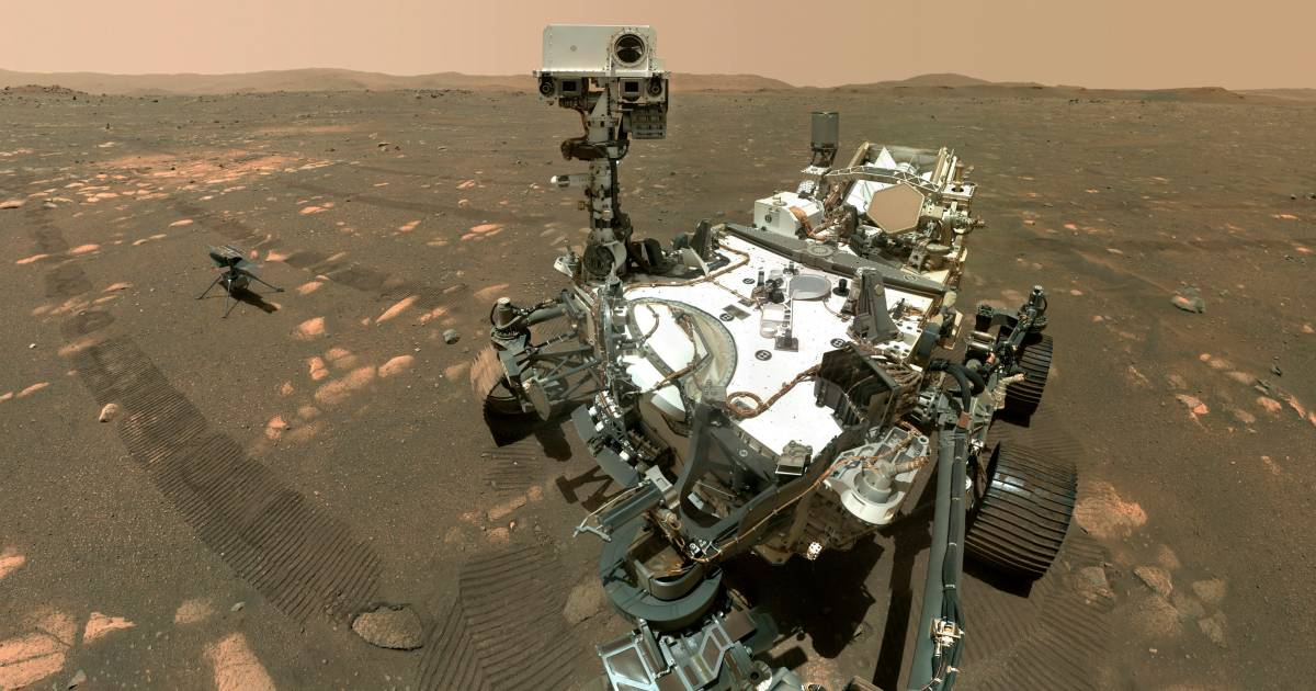 Perseverance rover's first attempt to collect rock samples on Mars fails |  science and planet