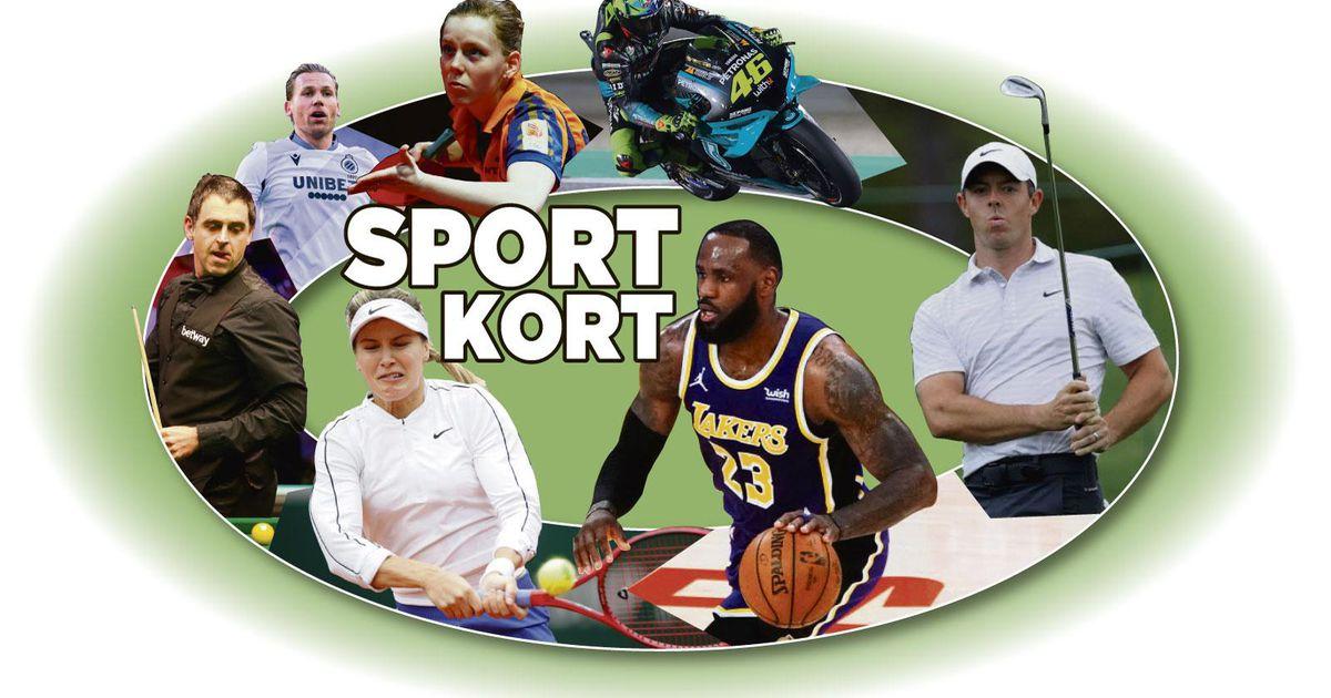 Sportcourt: Golfer Besling is 13th in Switzerland    sports