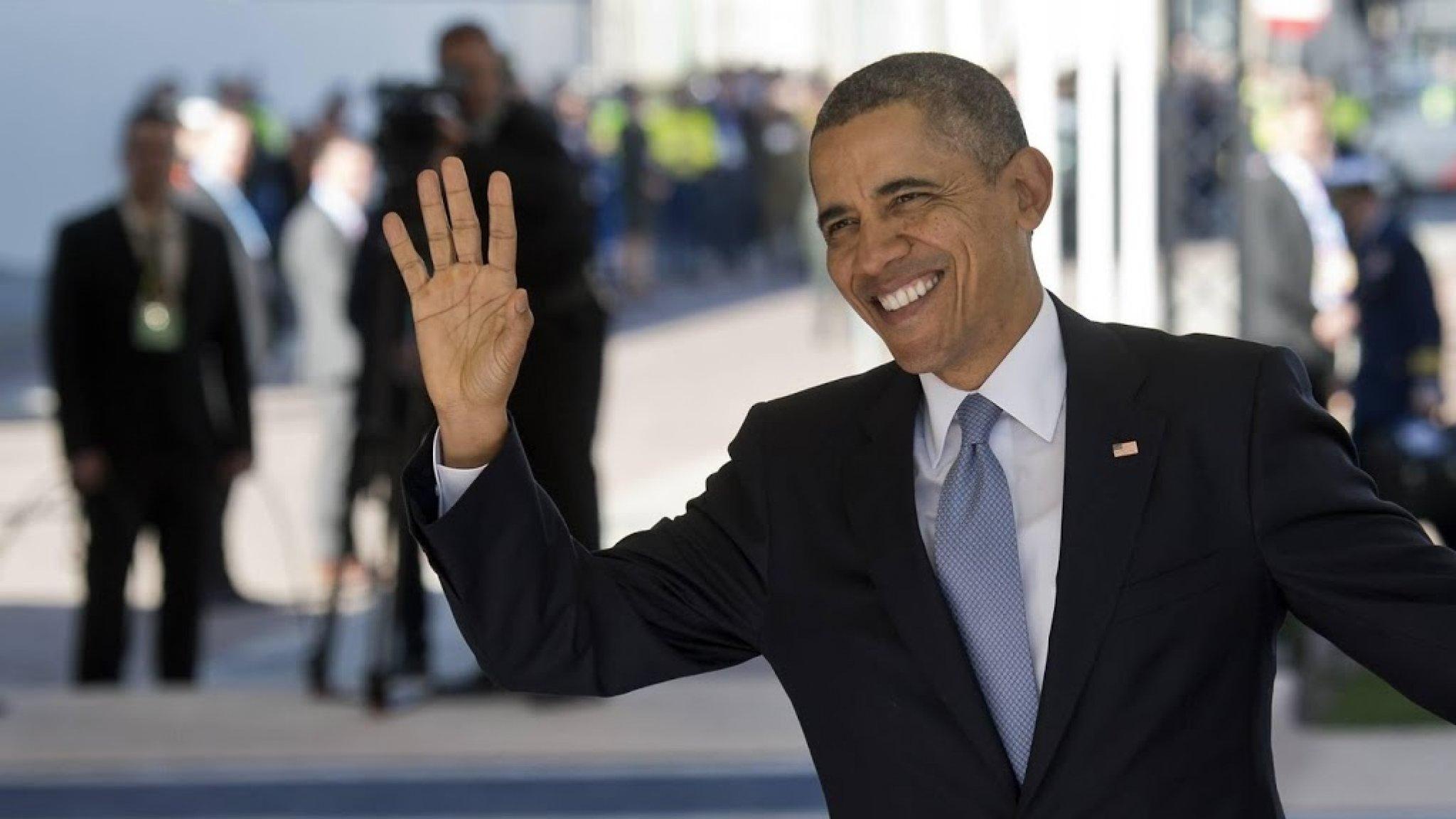 Star Parade on Barack Obama's 60th birthday