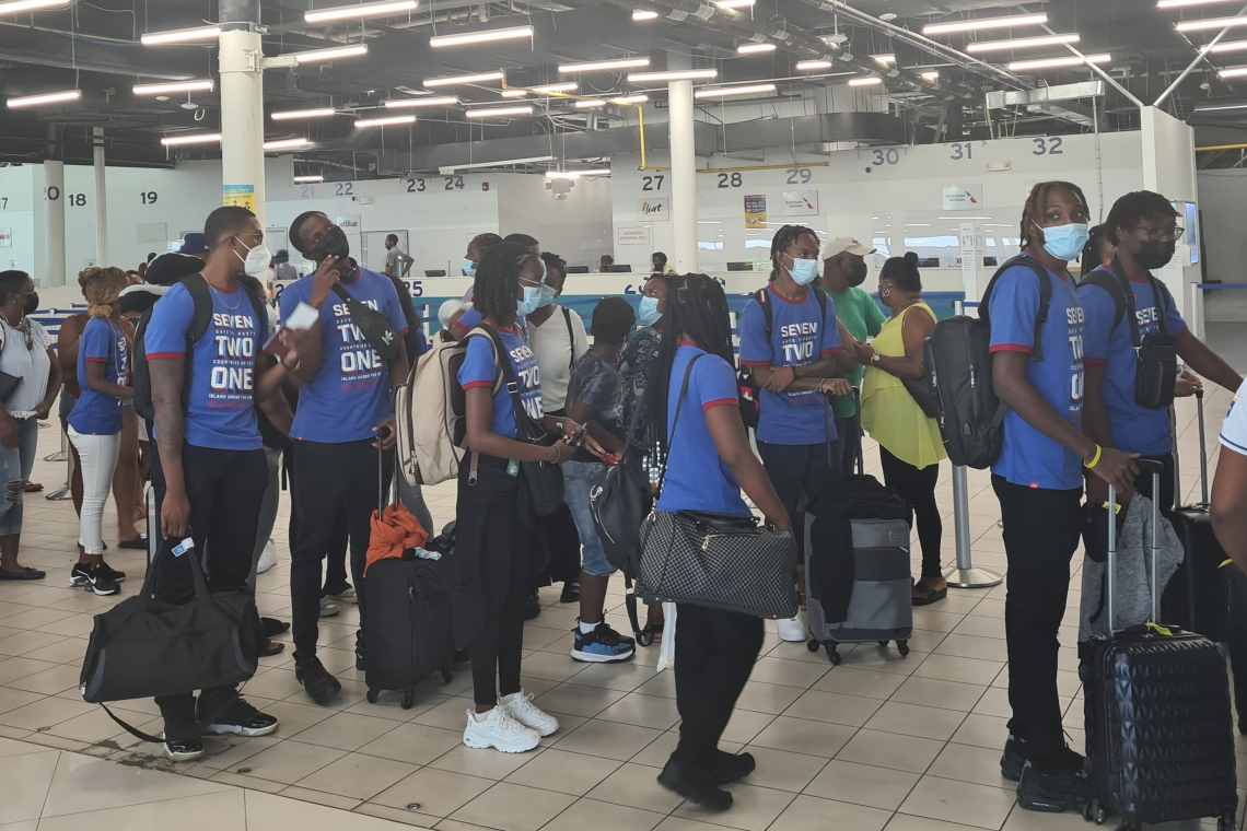 The Daily Herald – 27 students leave for Holland on Monday