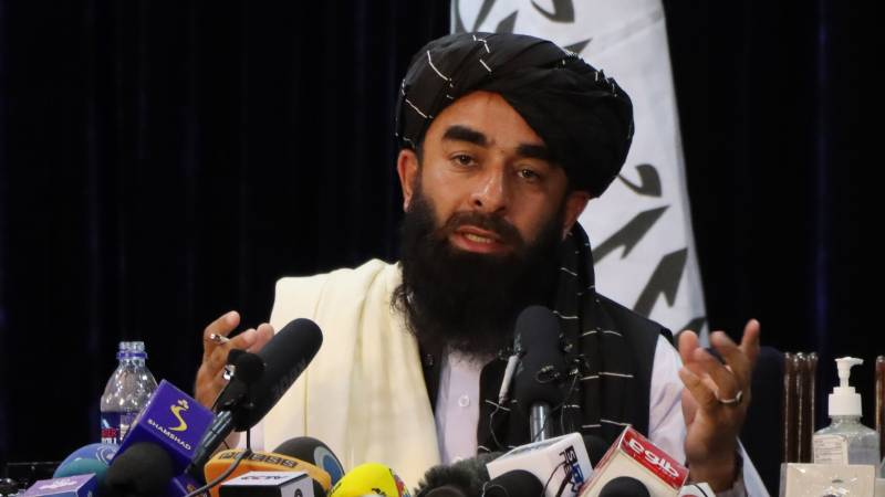 The Taliban wants to stop the evacuation of Afghans, in front of foreigners until the end of this month