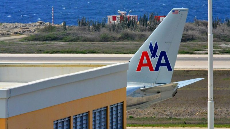 The United States calls on its citizens to stop air travel to Curaçao