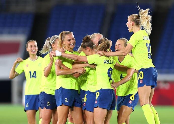 Sweden women's national team