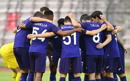 """""""There is still a lot of room for improvement at RSC Anderlecht at the moment"""""""