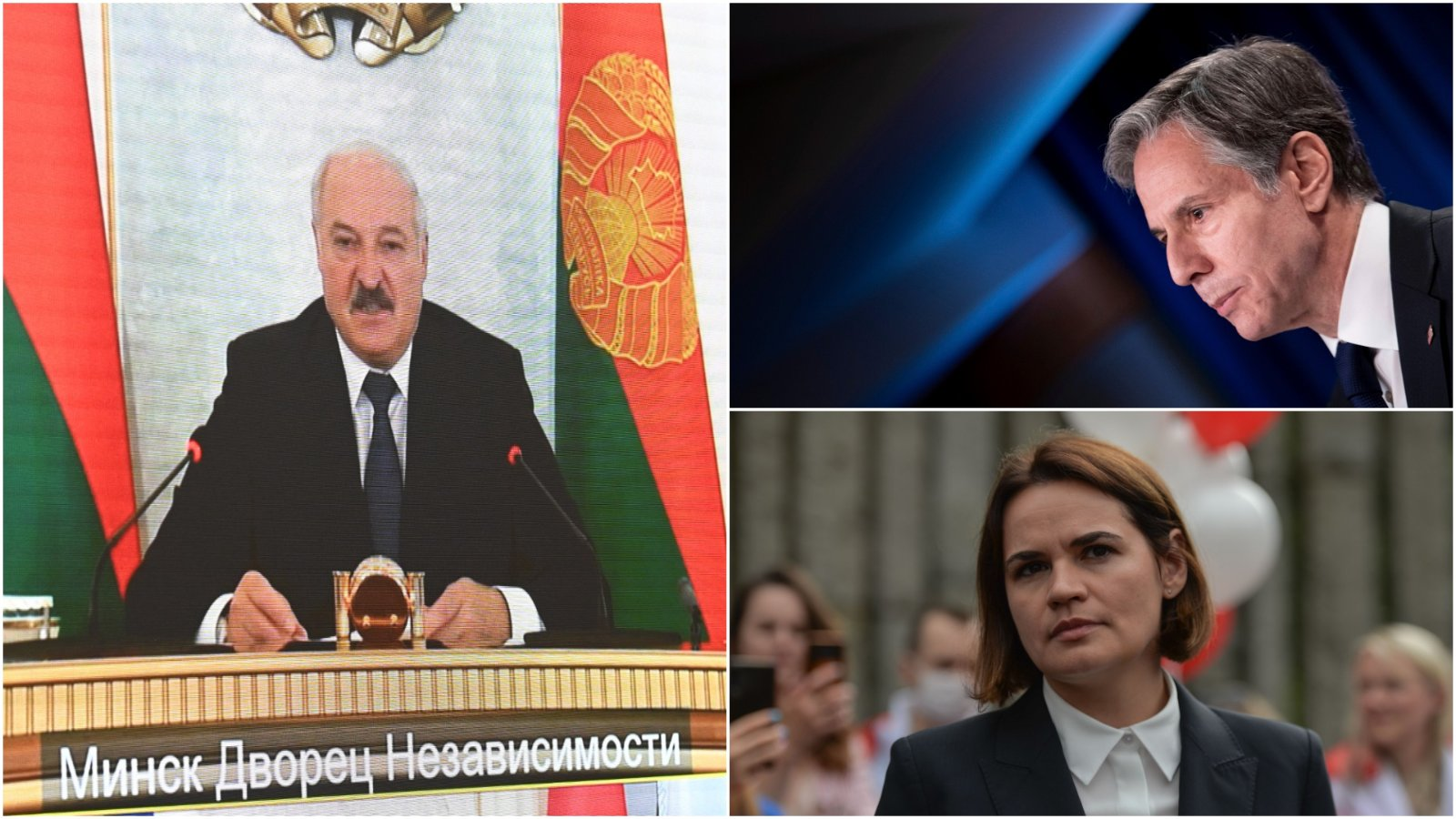 US: Belarus' bid to repatriate Olympic athlete an act of cross-border repression