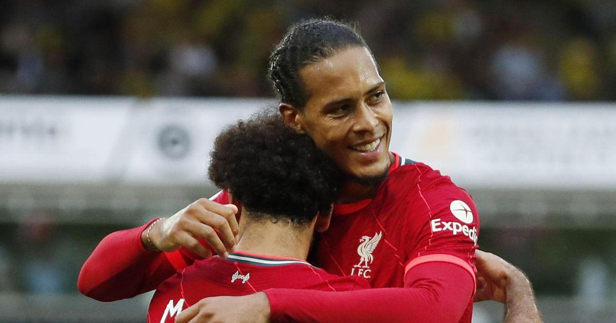 Virgil van Dijk wins with Liverpool |  football