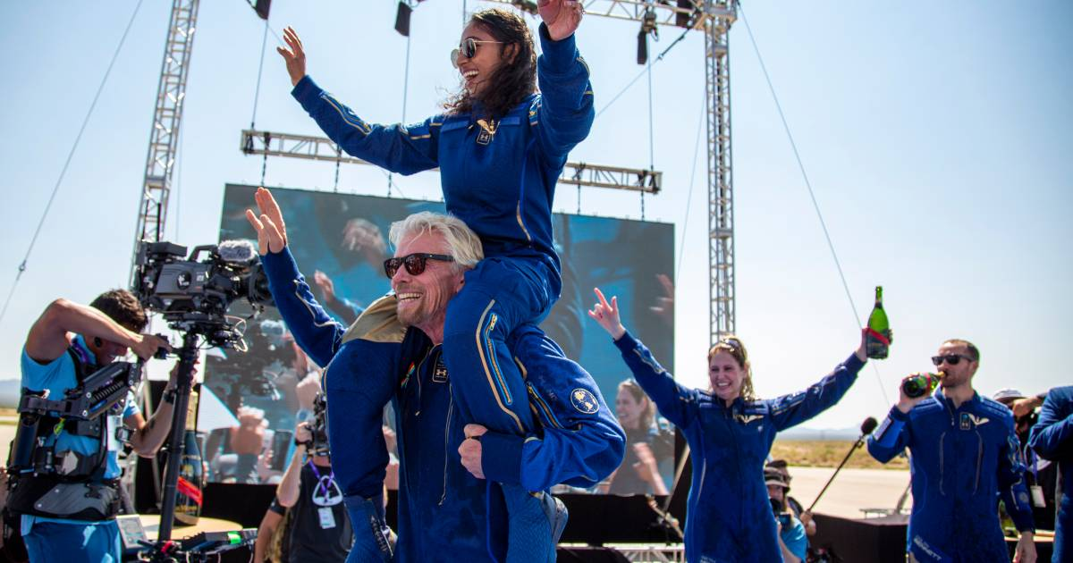 Virgin Galactic offers more spaceflights: How much does a ticket cost?  science and planet