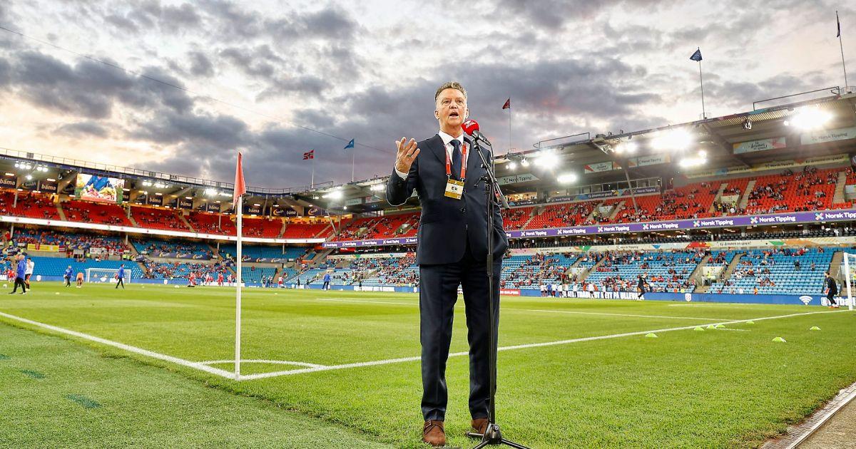 Head out of Van Gaal: Three reasons why Orange didn't win