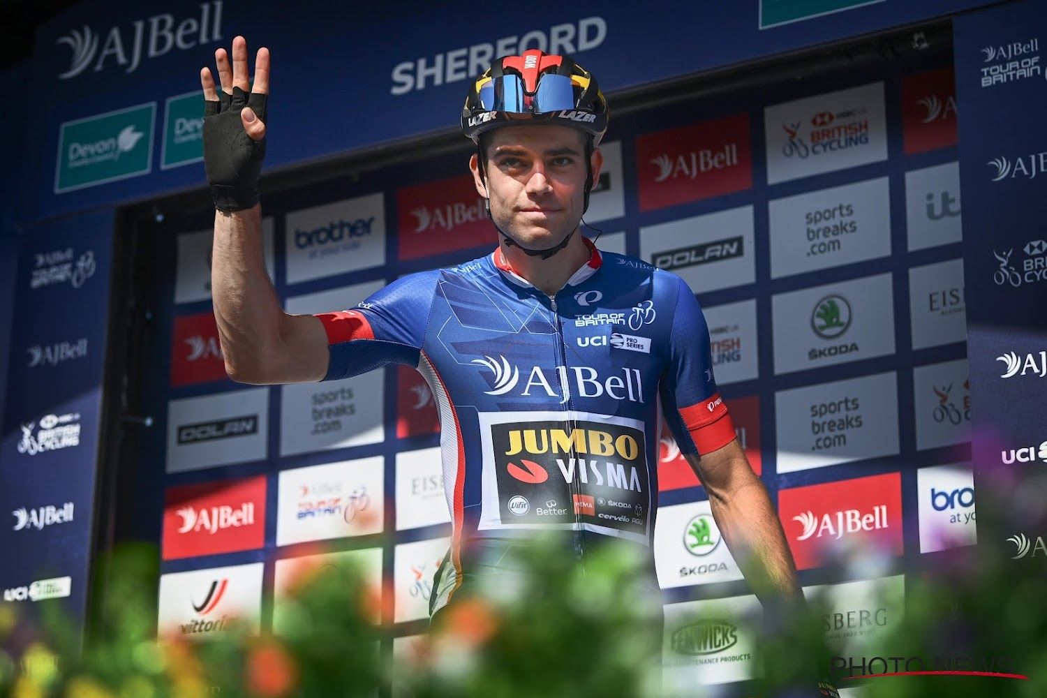 Van Aert is by no means the only Belgian in shape: that looks promising for the World Cup
