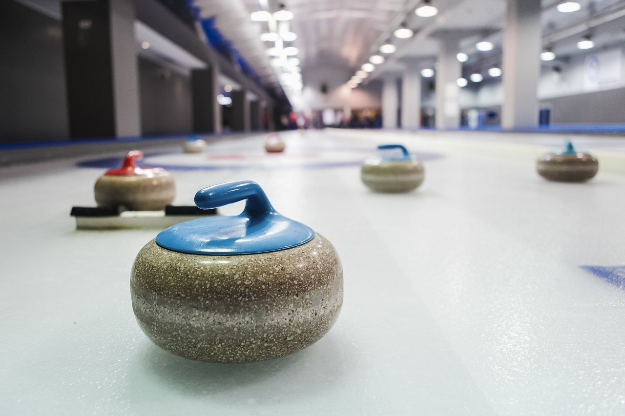 Asito is the main sponsor of the Olympic curling qualifying tournament