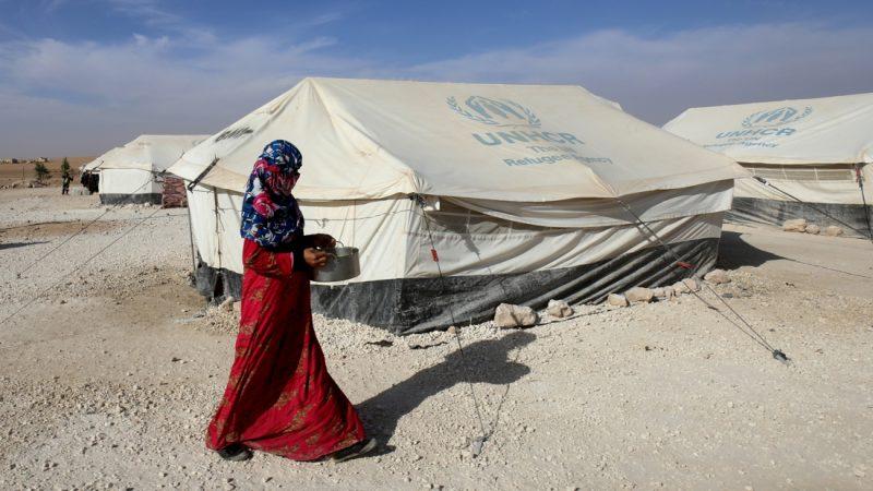 VS zullen dubbel zoveel vluchtelingen toelaten: 125.000 in 2022