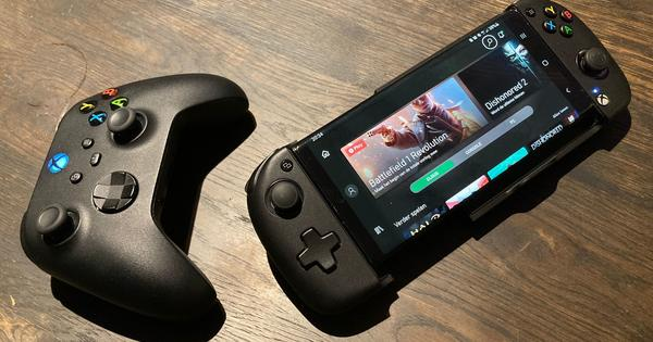 The Nacon MG-X turns your phone into a handheld Xbox |  reconsidering