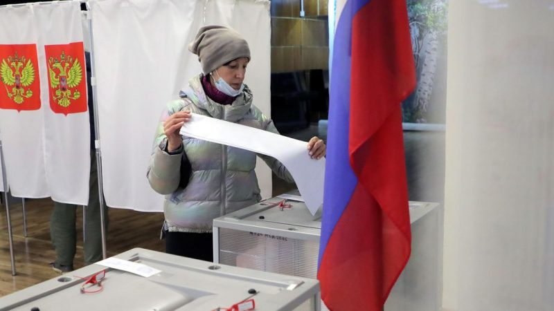 At least 750 complaints about parliamentary elections in Russia |  Abroad