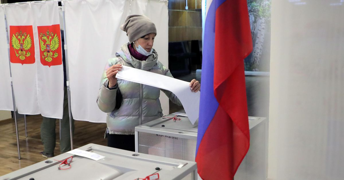 At least 750 complaints about parliamentary elections in Russia    Abroad