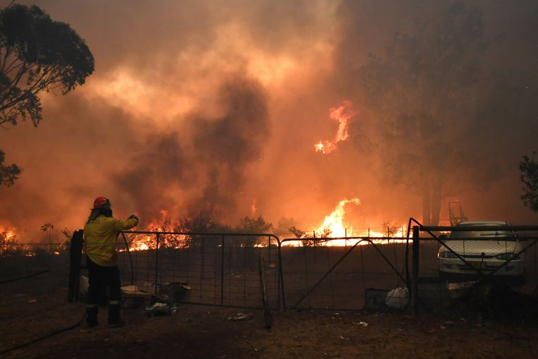 Australian wildfires emit more CO2 than fossil fuels produced by the country
