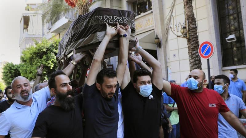 Beirut bombing victim dies after 14 months