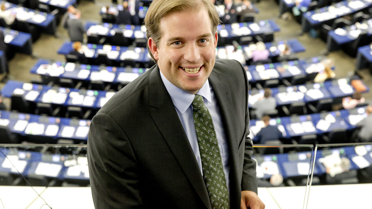 CDA MEP: A warm welcome also in the Netherlands